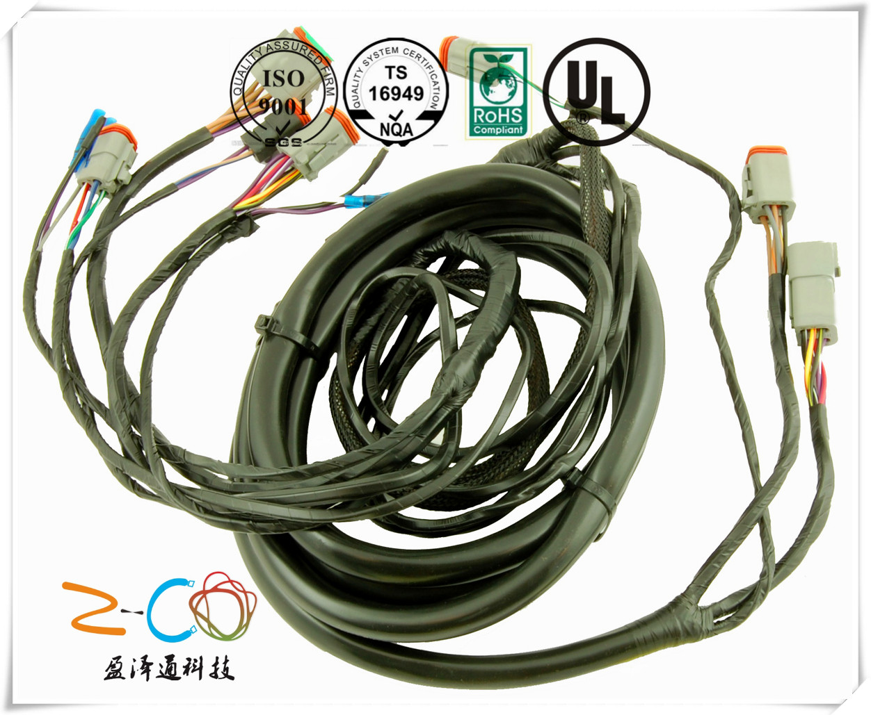Good Quality Wire Harness And Cable Assembly Manufacturer From China Car Wiring Supplies Auto Parts Home