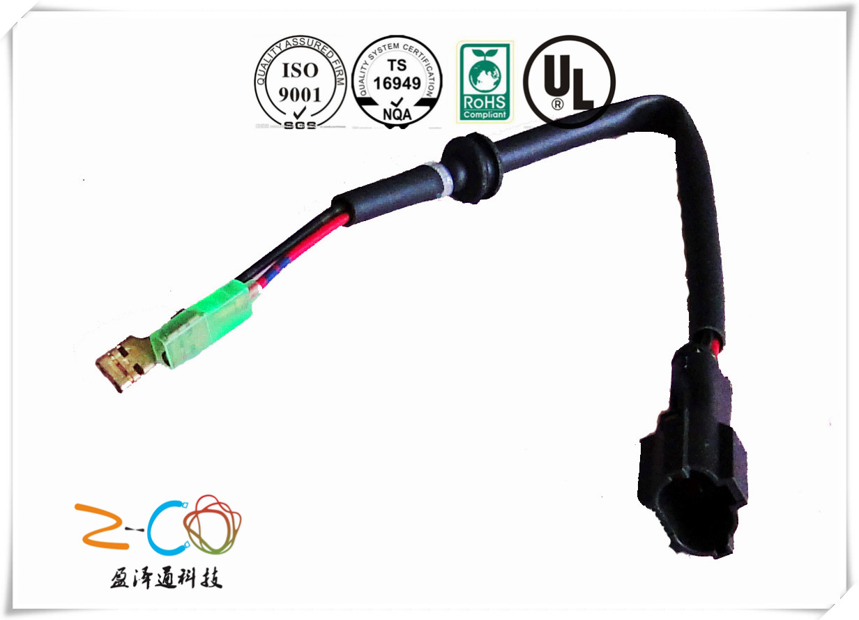 Good quality wire harness and cable assembly manufacturer from China ...