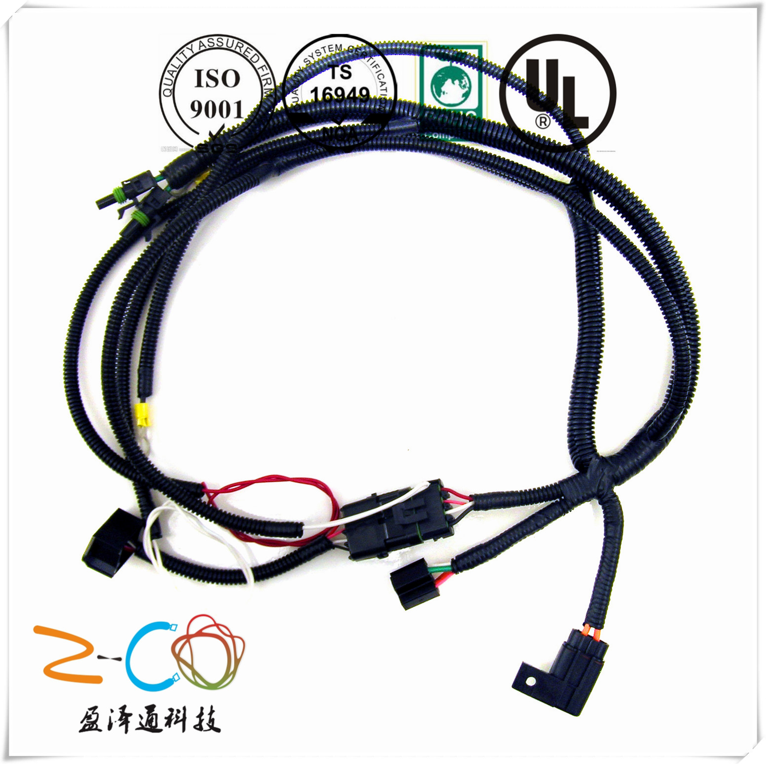Good Quality Wire Harness And Cable Assembly Manufacturer From China Electrical Wiring For Cars Carzco819