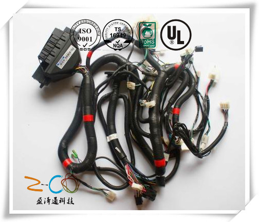 Pleasant Good Quality Wire Harness And Cable Assembly Manufacturer From China Wiring Cloud Philuggs Outletorg