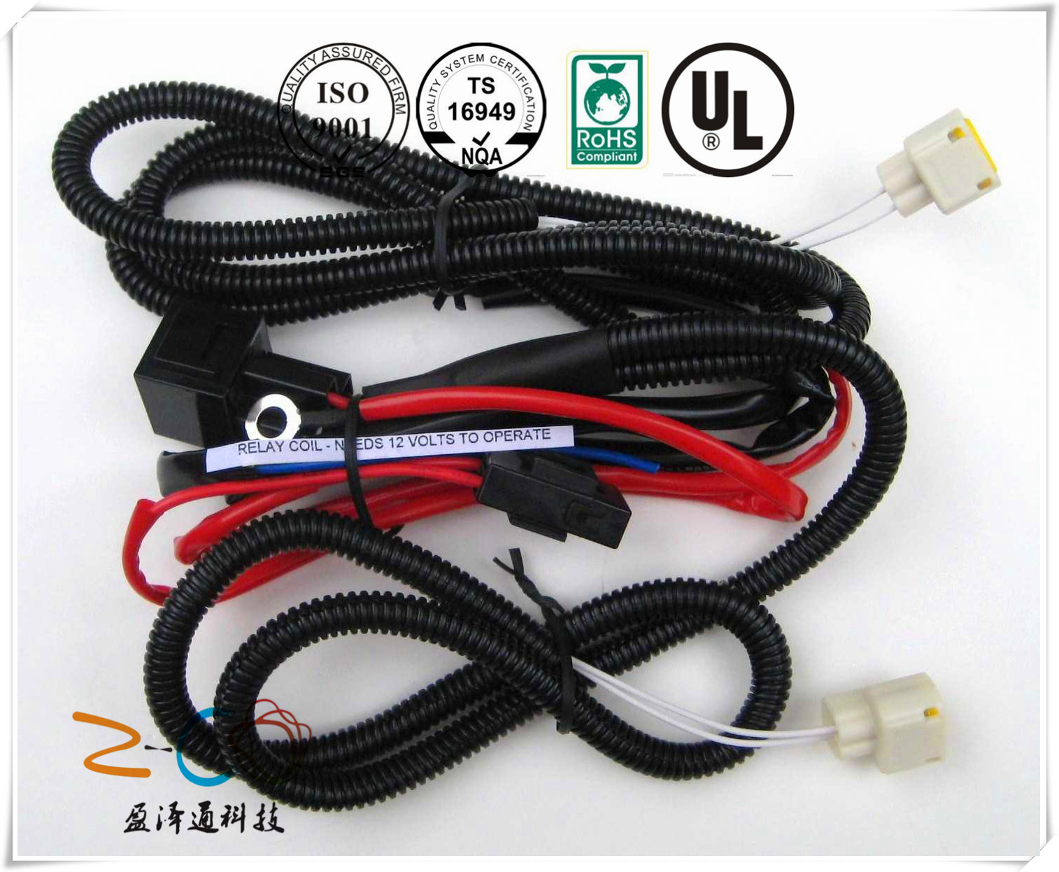 Automotive wiring harness(zco A330)